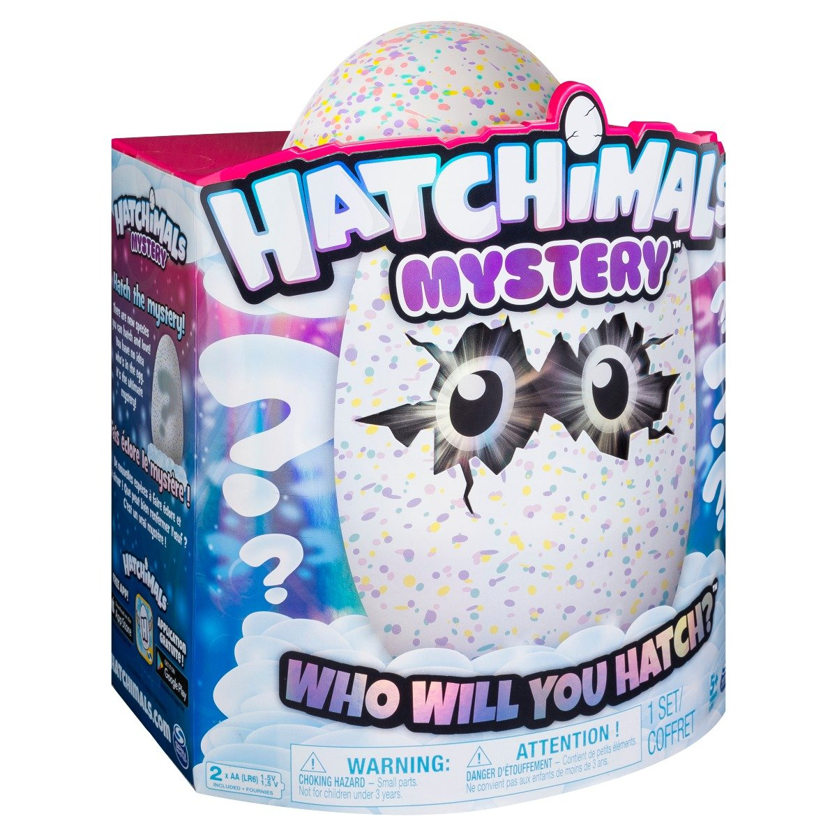 Jucarie Interactiva Hatchimals - Oul Misterios