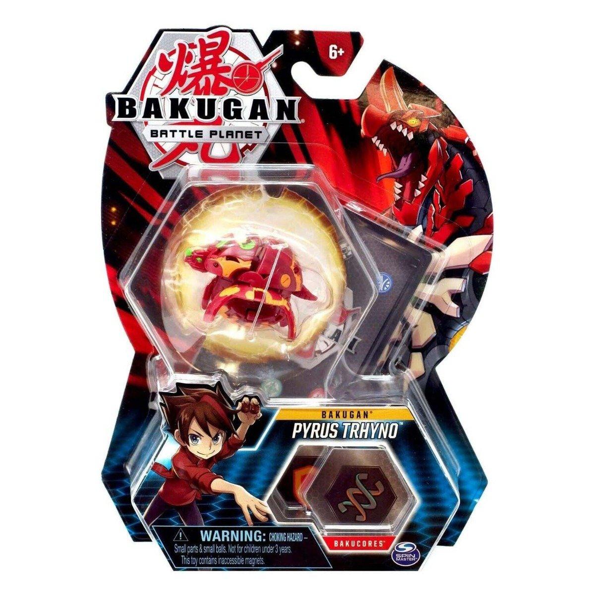 Figurina Bakugan Battle Planet, Pyrus Trhyno, 20118445