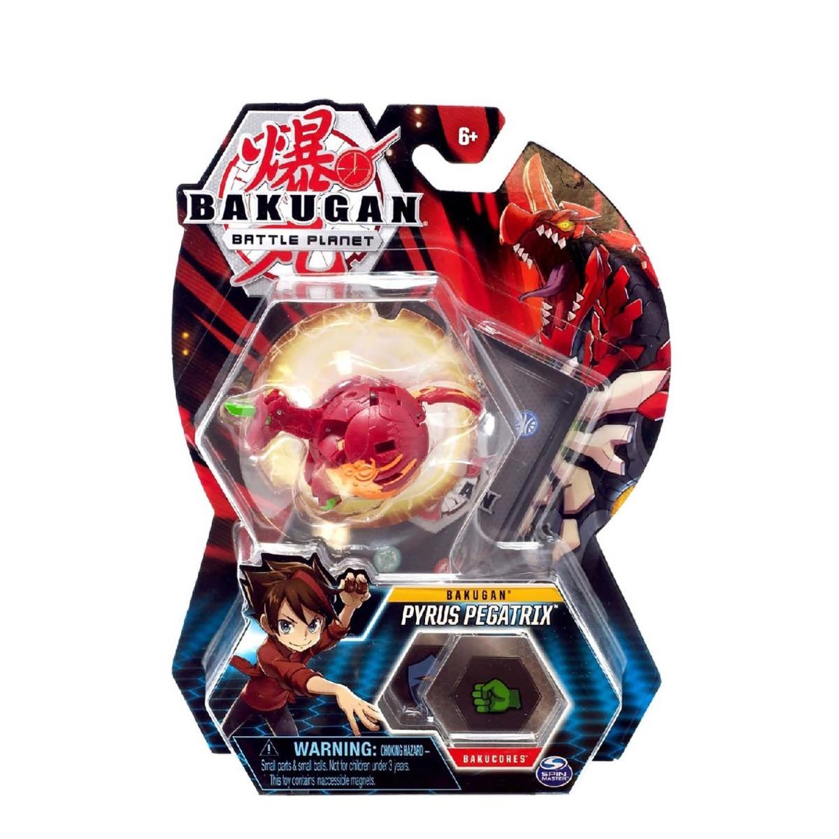 Figurina Bakugan Battle Planet, Pyrus Pegatrix, 20118446