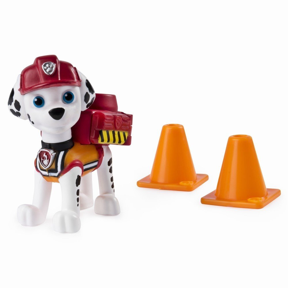 Figurina Paw Patrol Construction, Marshall, 20106593