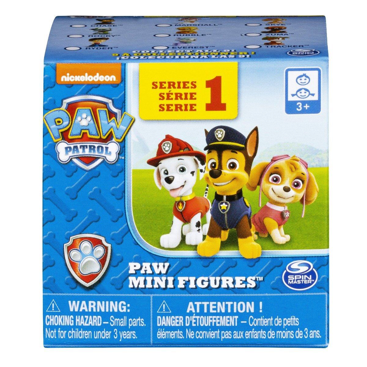 Mini figurina Surpriza Paw Patrol S1, (20106073)