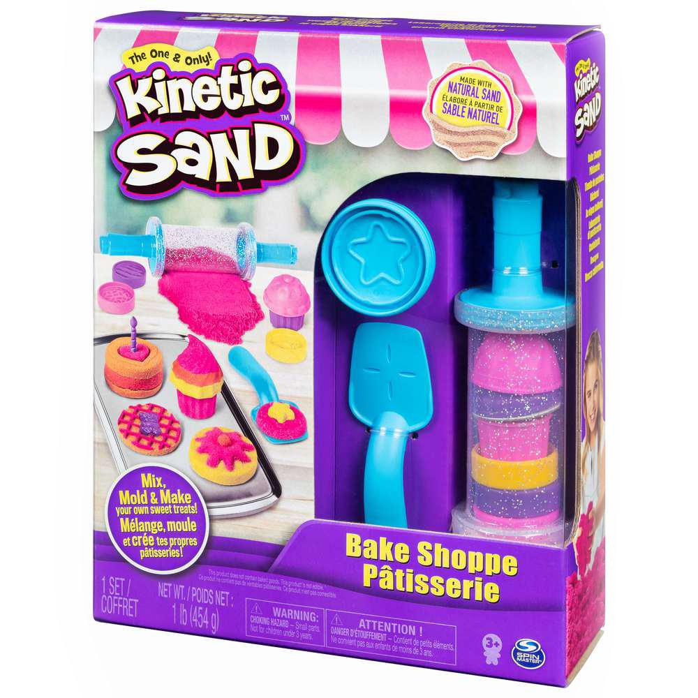 Set de joaca Kinetic Sand - Brutaria de nisip kinetic
