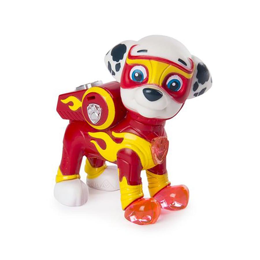 Figurina Paw Patrol Mighty Pups - Marshall, (20107726)