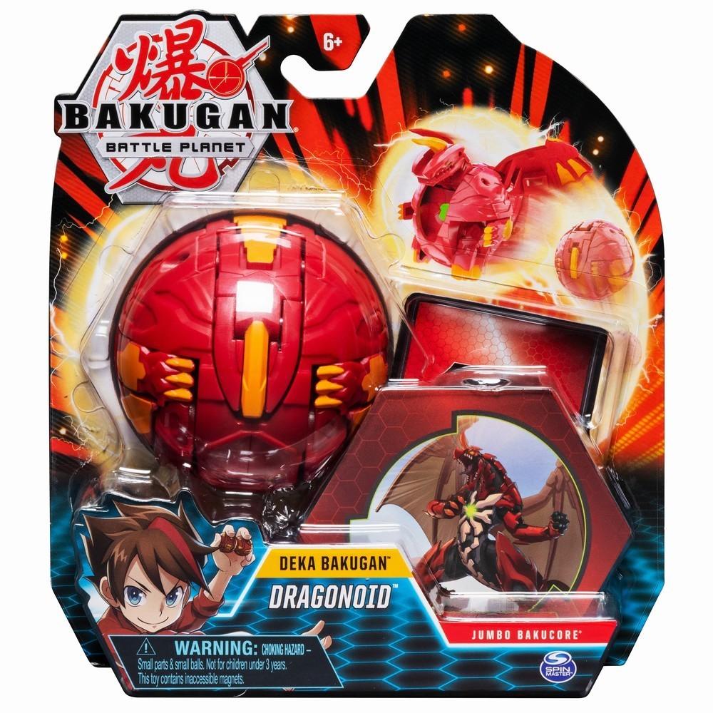 Figurina Bakugan Battle Planet Deka, Dragonoid, 20113264