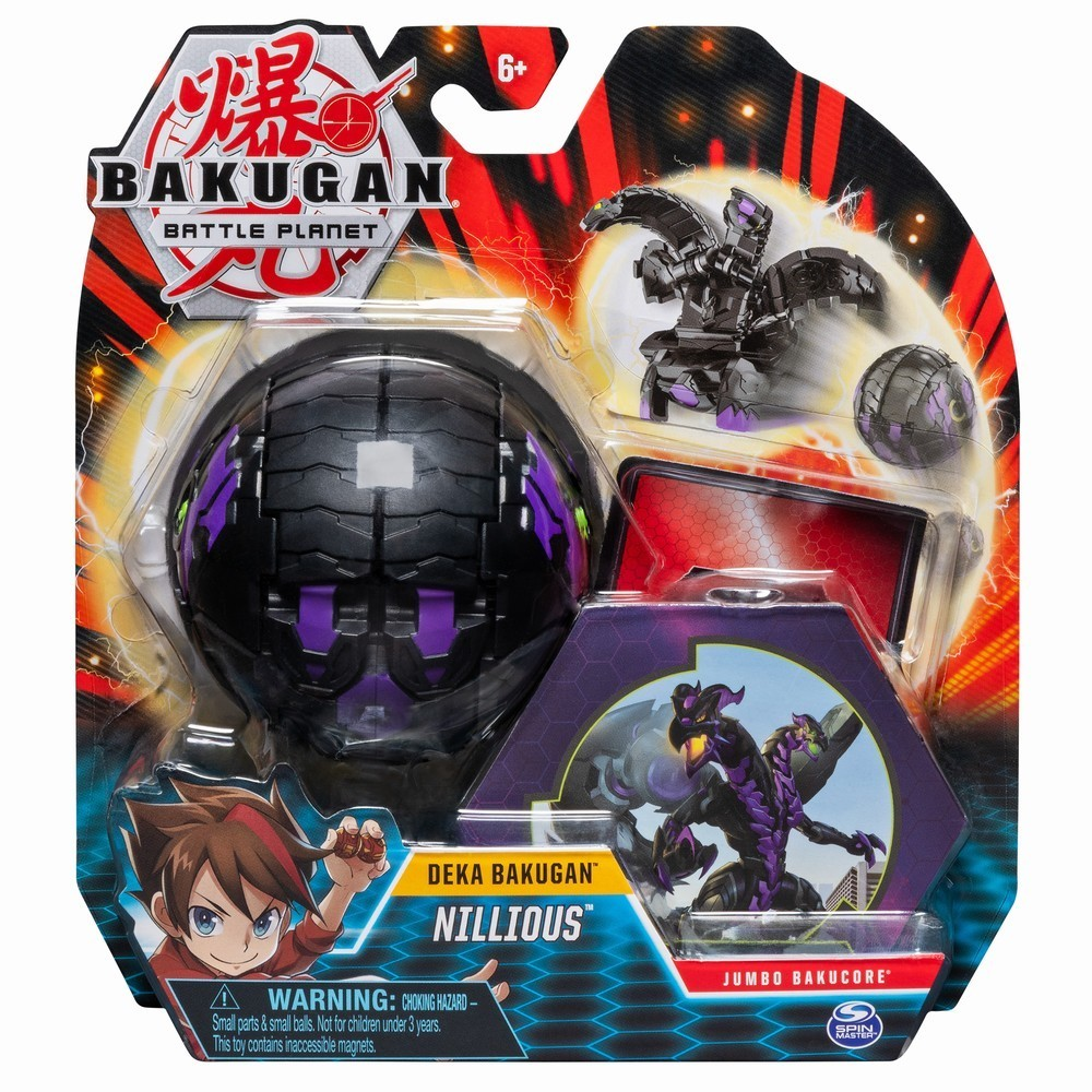 Figurina Bakugan Battle Planet Deka, Nillious 20113266