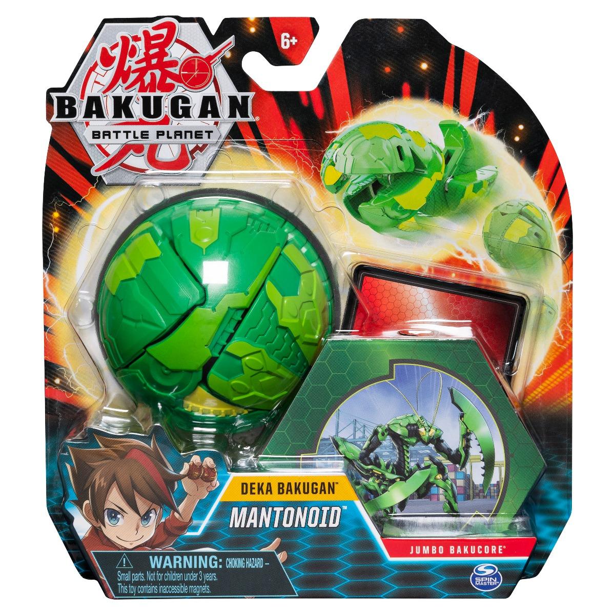 Figurina Bakugan Battle Planet Deka, Mantonoid 20115354