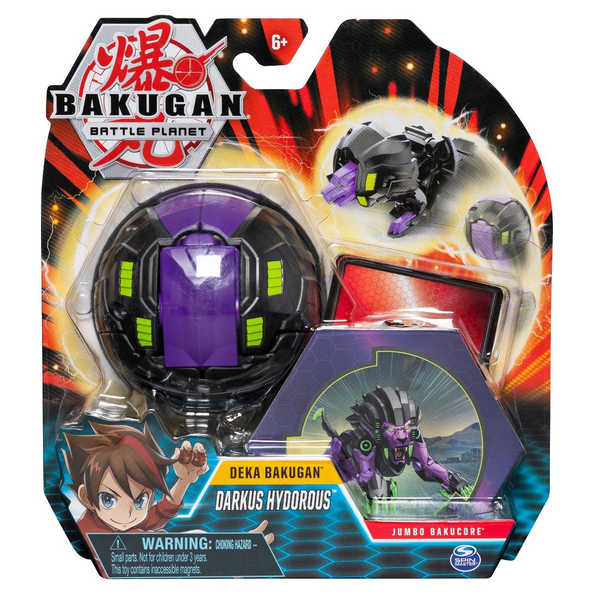 Figurina Bakugan Battle Planet Deka, Darkus Hydorous 20115356