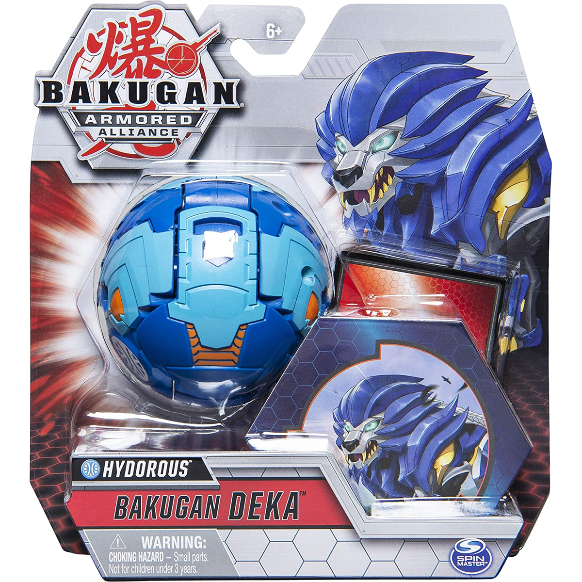 Figurina Bakugan Deka Armored Alliance, Hydorous, 20122719