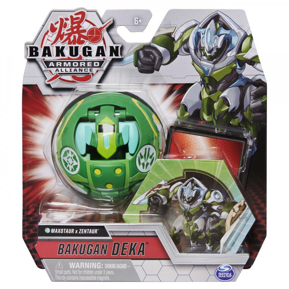 Figurina Bakugan Deka Armored Alliance, Maxotaur x Zentaur, 20126466