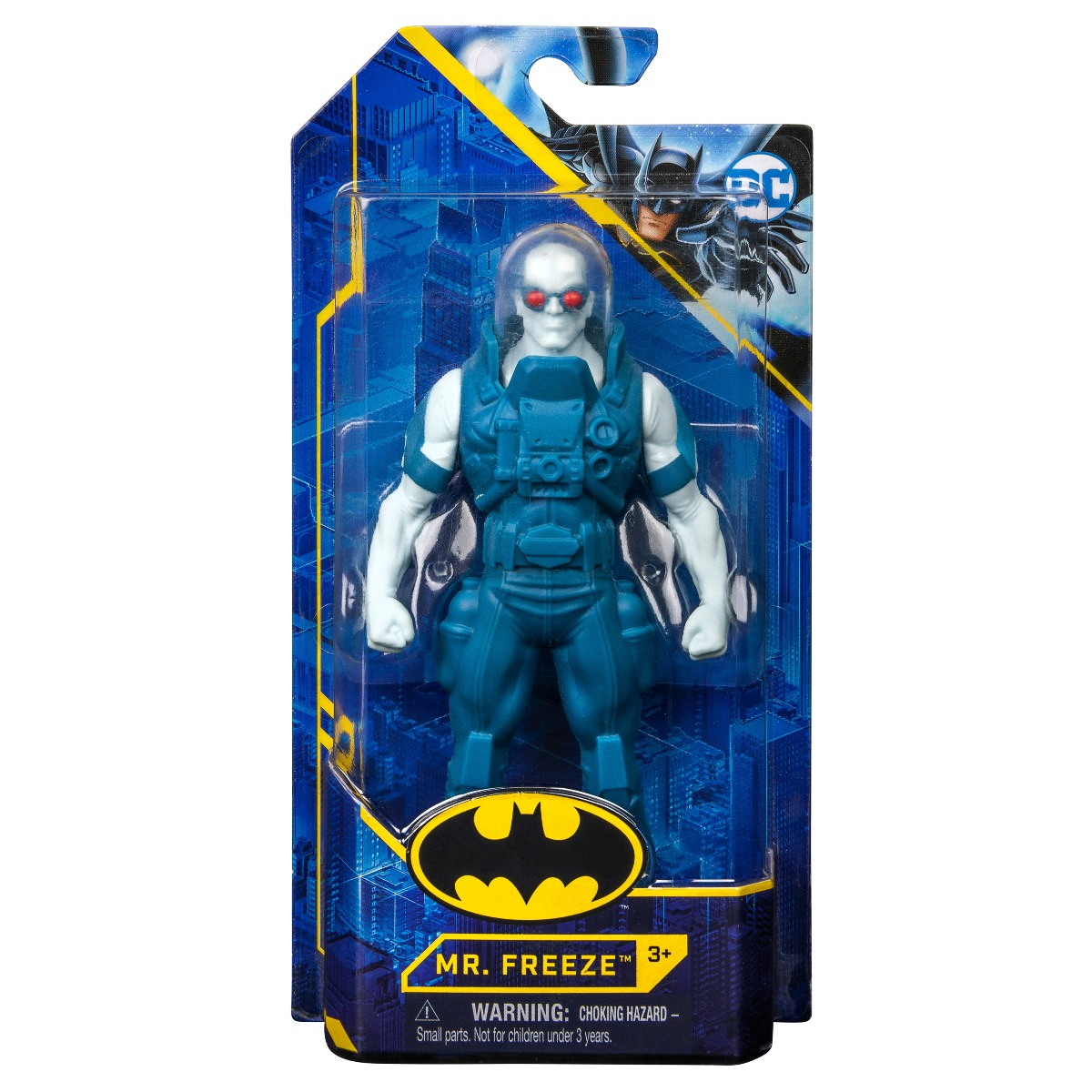 Figurina articulata Batman, Mr Freeze, 15 cm, 20130943