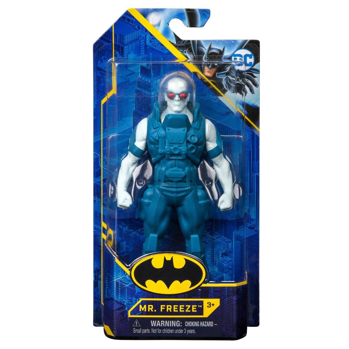 Figurina articulata Batman, Mr Freeze, 15 cm, 20130943