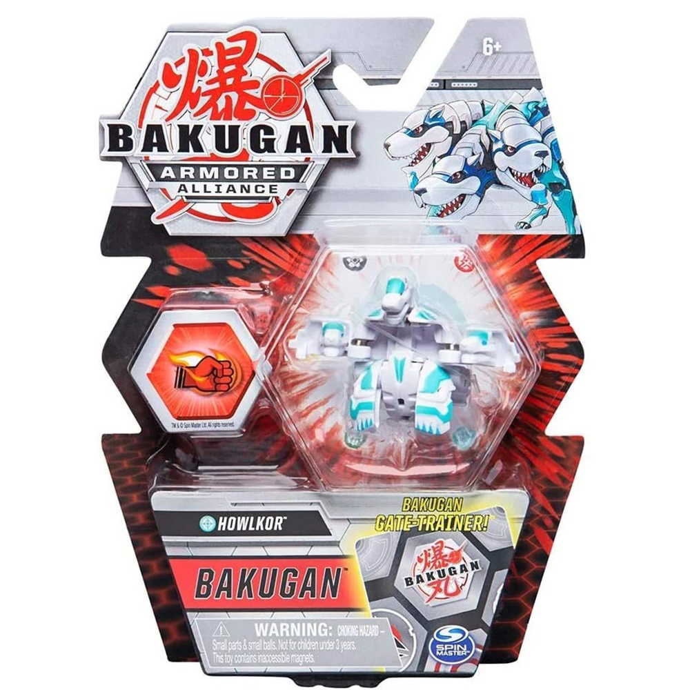 Figurina Bakugan Armored Alliance, Howlkor, 20124097