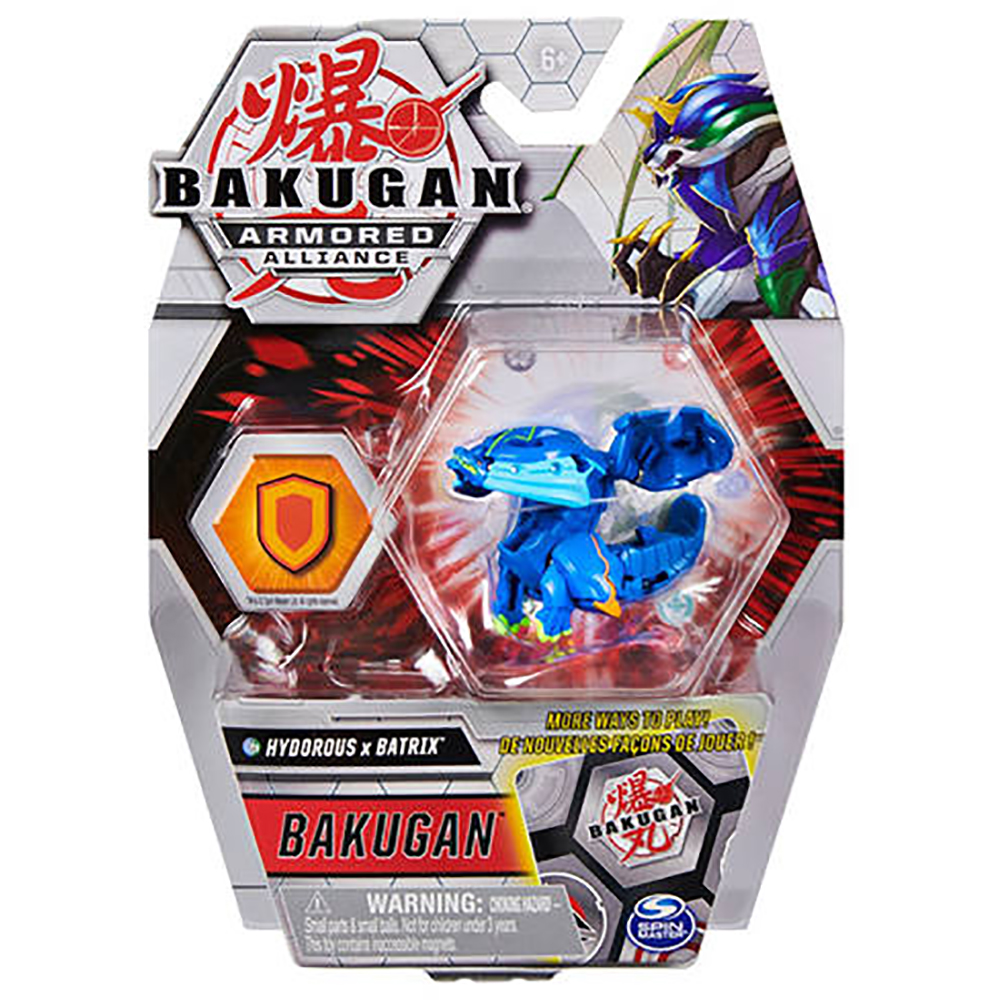 Figurina Bakugan Armored Alliance, Hydorous x Batrix, 20124828