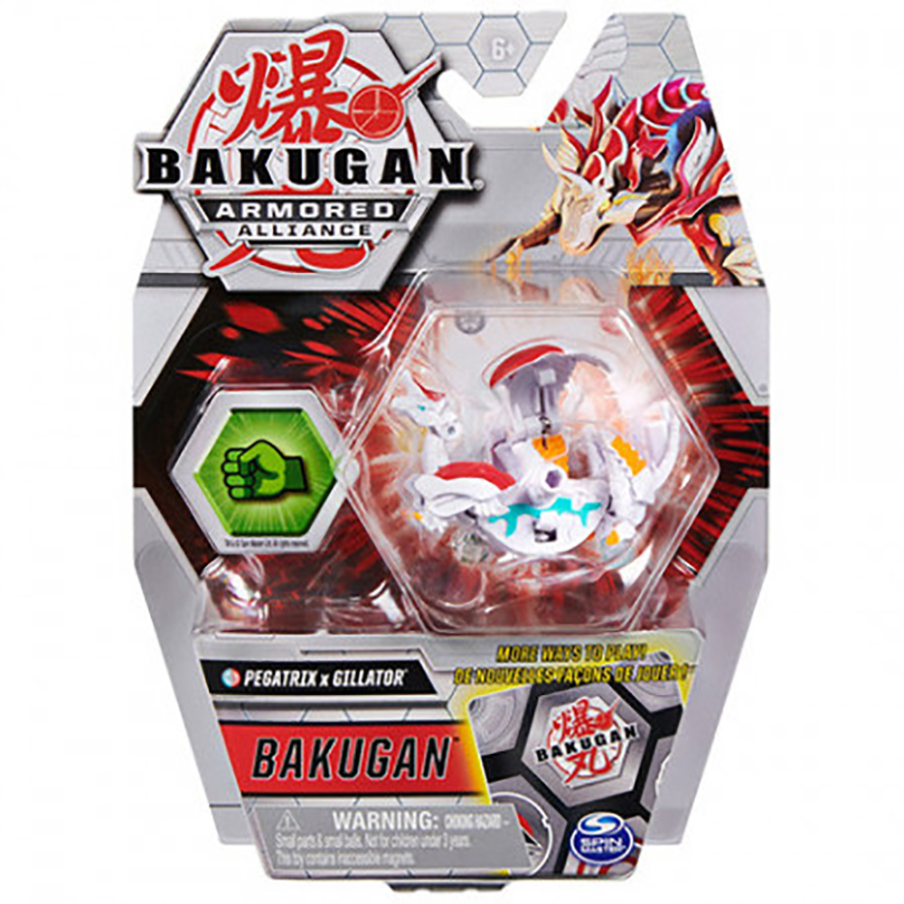 Figurina Bakugan Armored Alliance, Pegatrix x Gillator, 20124830
