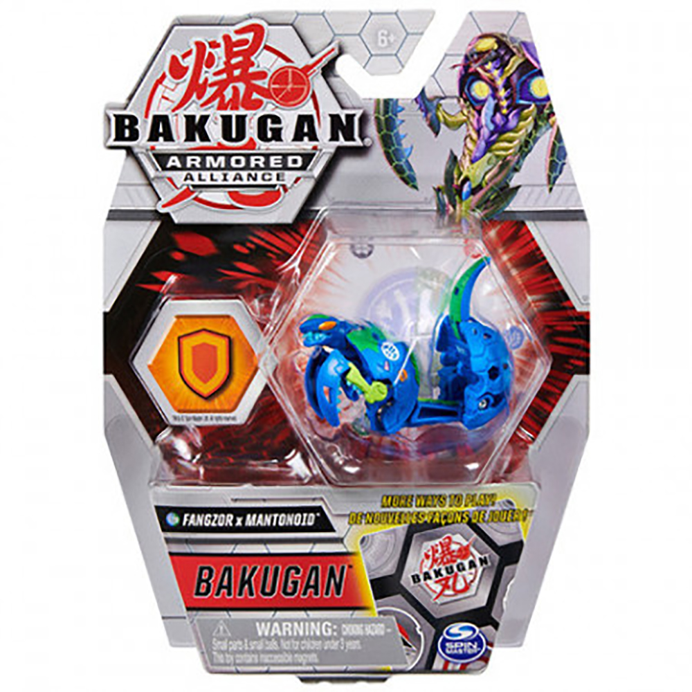 Figurina Bakugan Armored Alliance, Fangzor x Mantonoid, 20124832