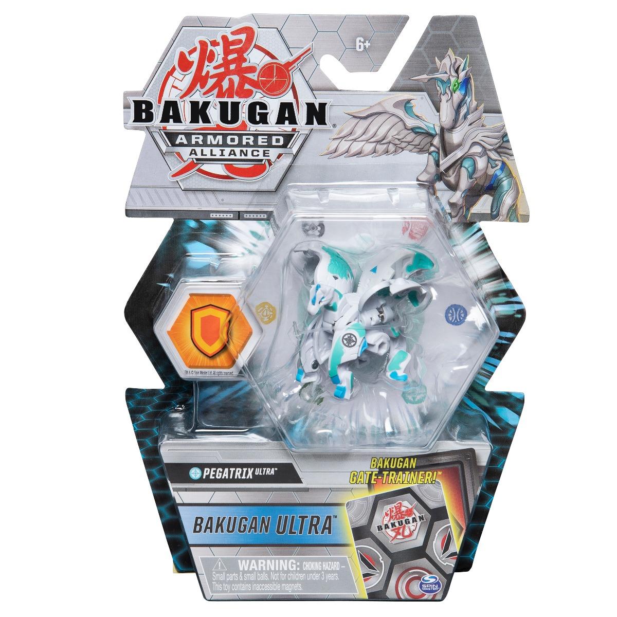 Figurina Bakugan Ultra Armored Alliance, Pegatrix, 20122471