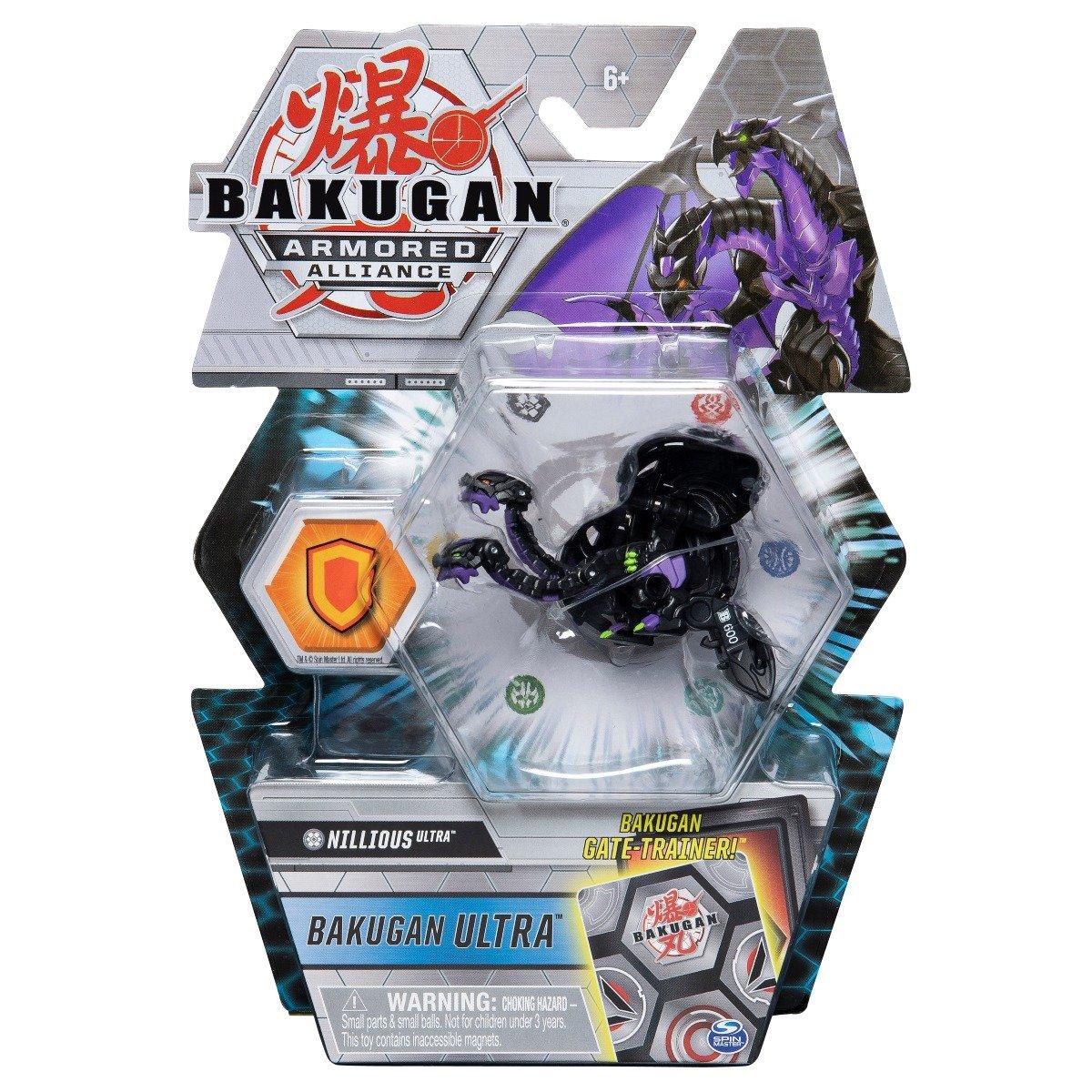 Figurina Bakugan Ultra Armored Alliance, Nillious, 20122472