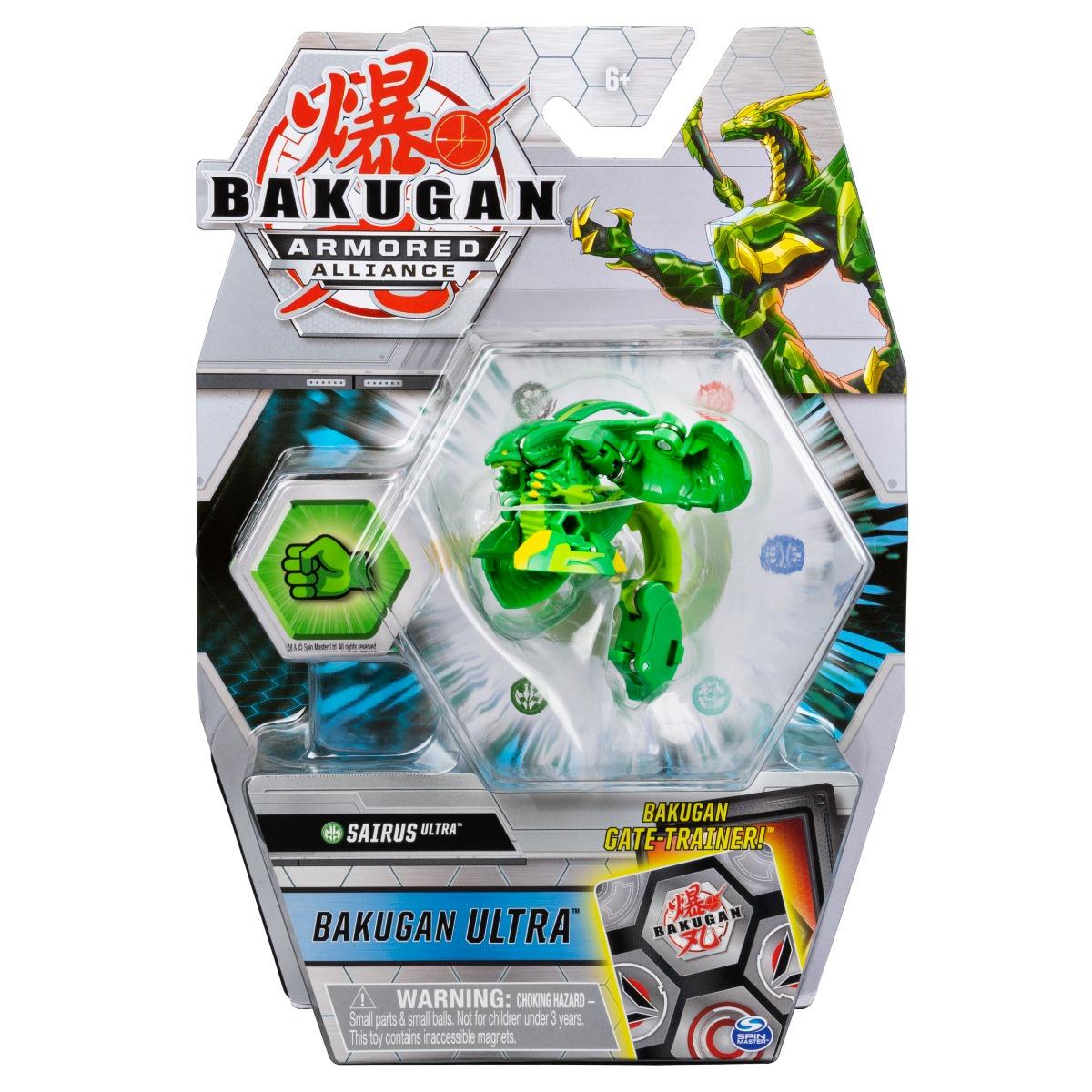 Figurina Bakugan Ultra Armored Alliance, Sairus, 20124297