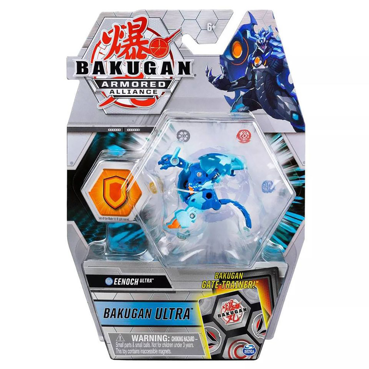 Figurina Bakugan Ultra Armored Alliance, Eenoch Ultra, 20124295
