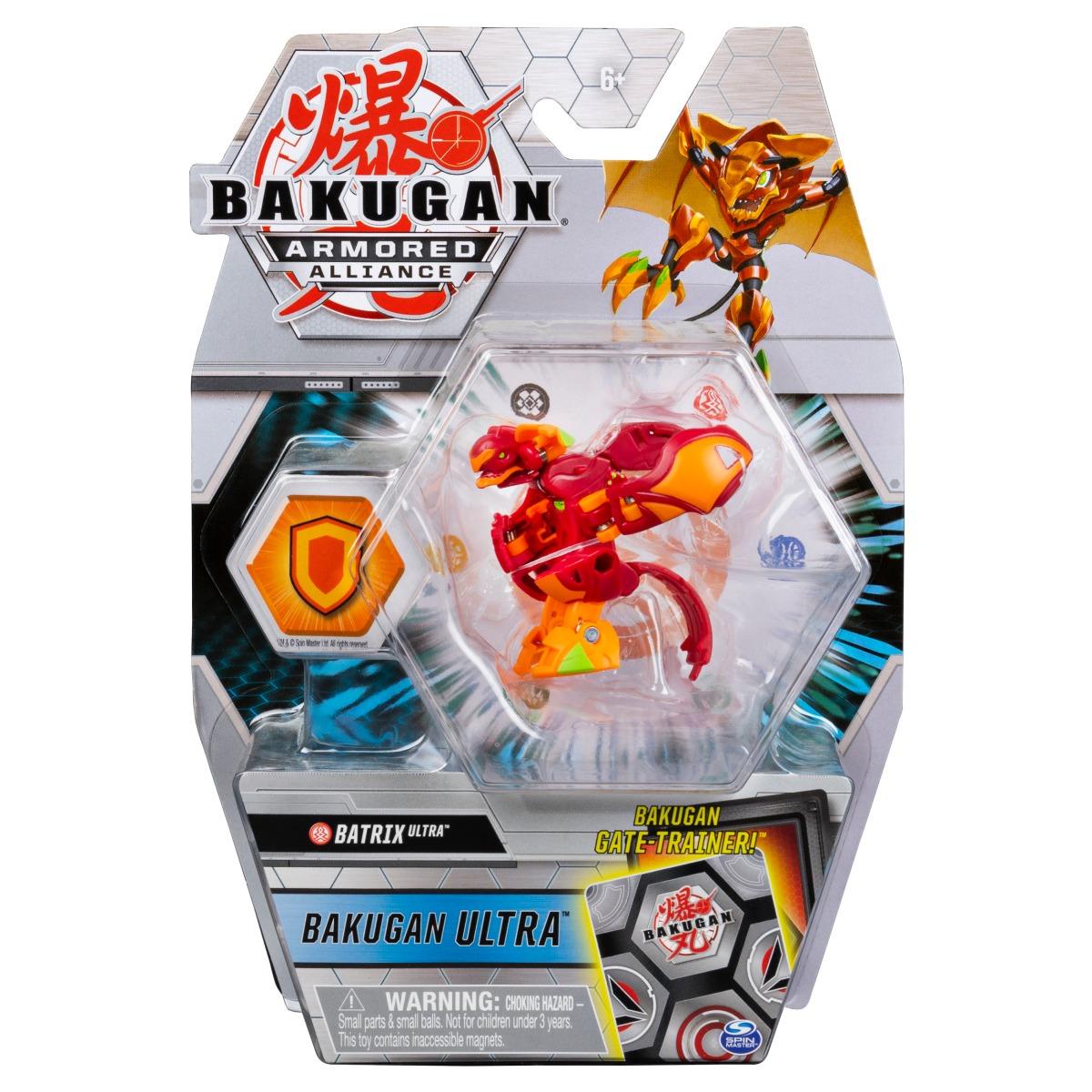 Figurina Bakugan Ultra Armored Alliance, Batrix, 20124296
