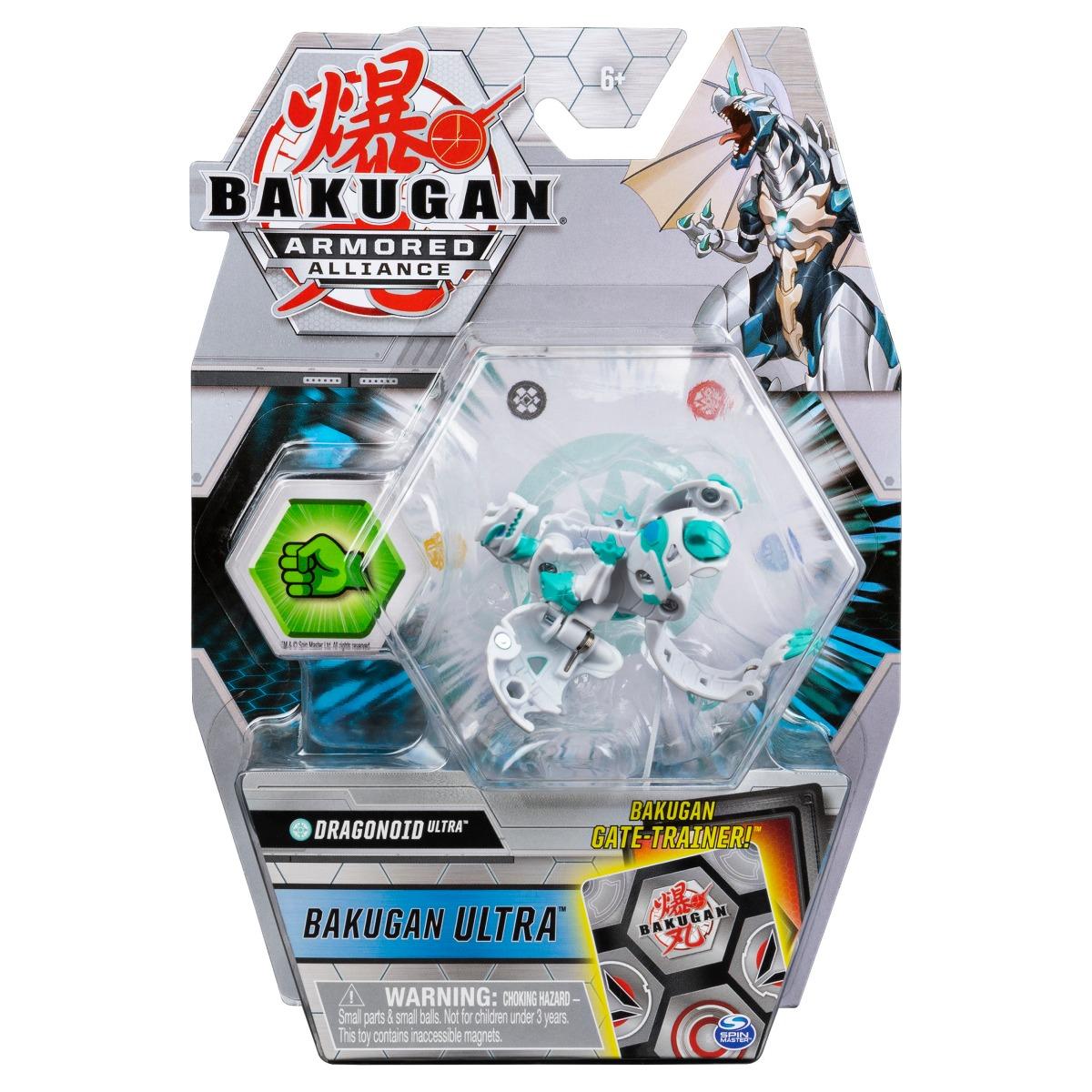 Figurina Bakugan Ultra Armored Alliance, Dragonoid, 20124294