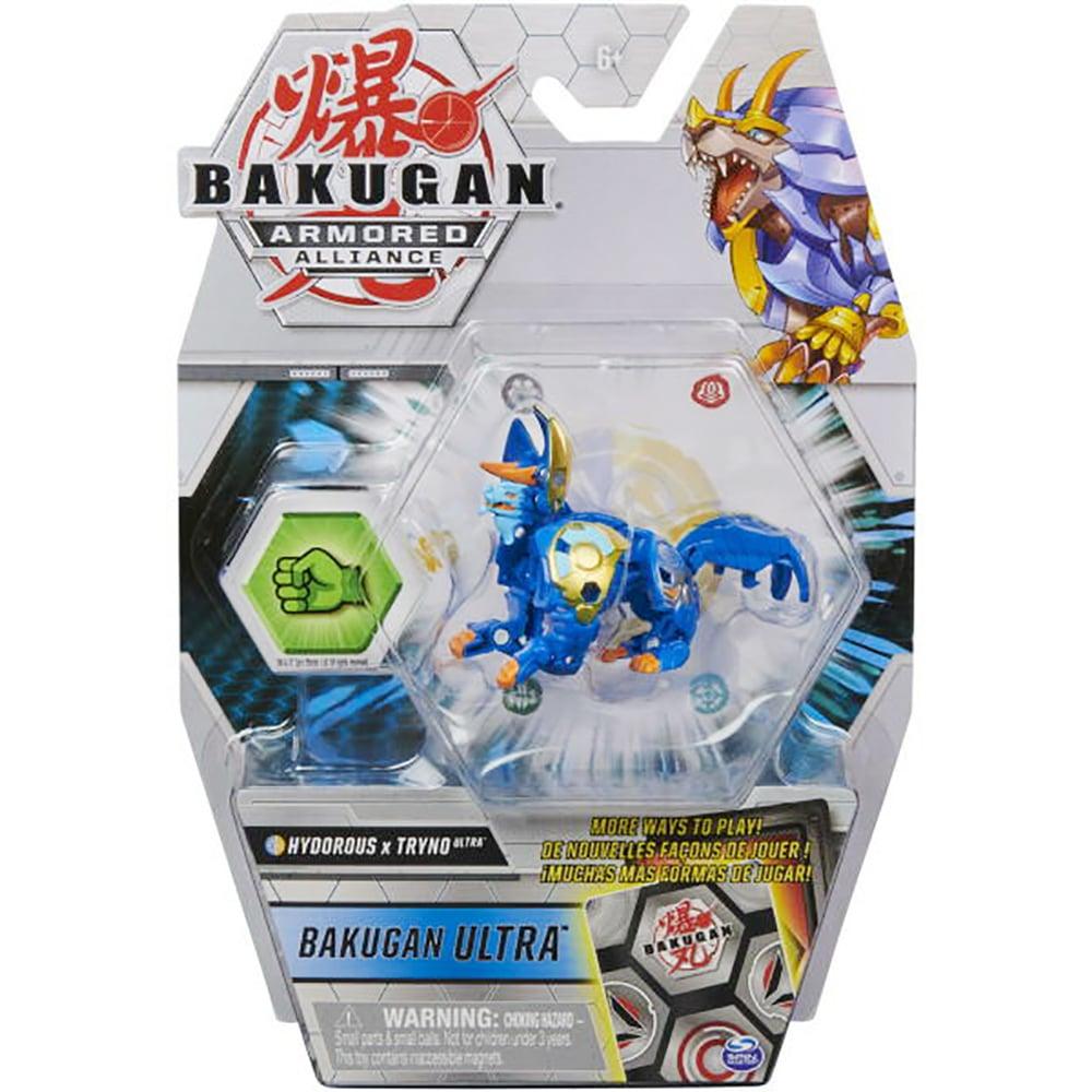 Figurina Bakugan Ultra Armored Alliance, Hydorous x Tryno, 20124615