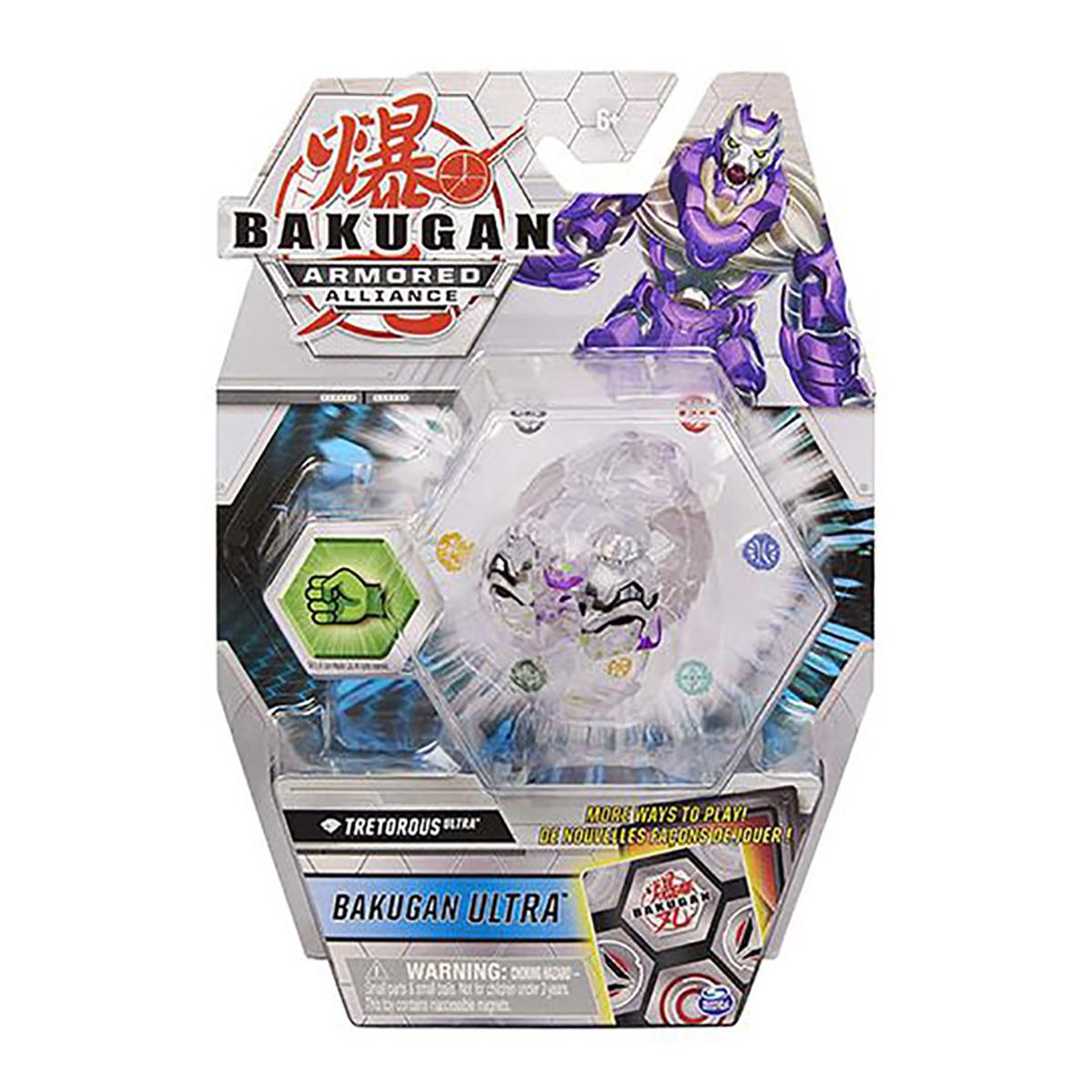 Figurina Bakugan Ultra Armored Alliance, Tretorous, 20124621