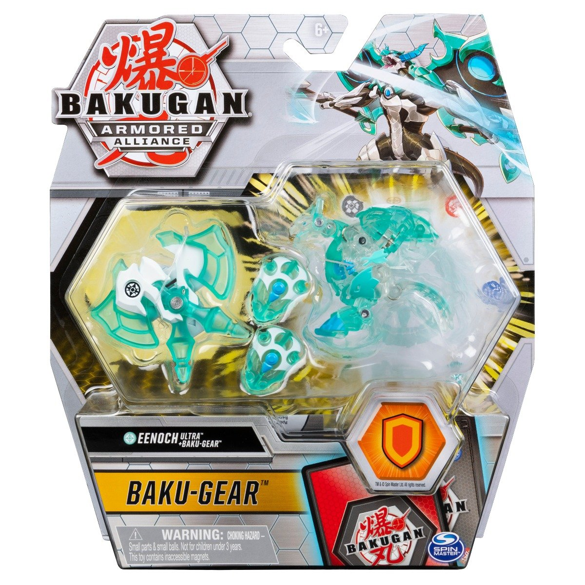 Figurina Bakugan Armored Alliance, Eenoch Ultra, Baku-Gear 20124274