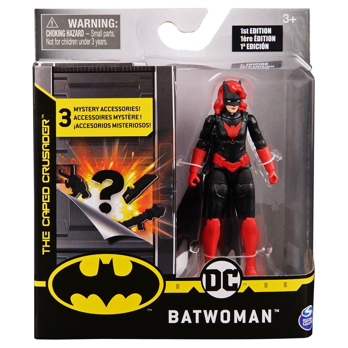 Set Figurina cu accesorii surpriza Batman, Batwoman 20124537