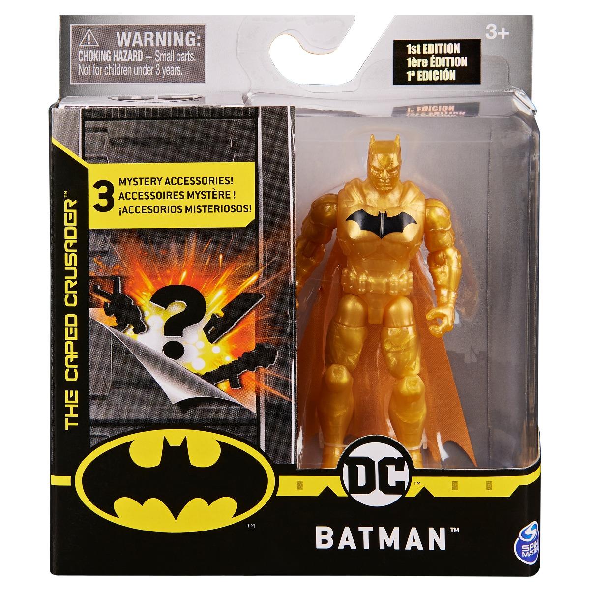 Set Figurina cu accesorii surpriza Batman 20124530