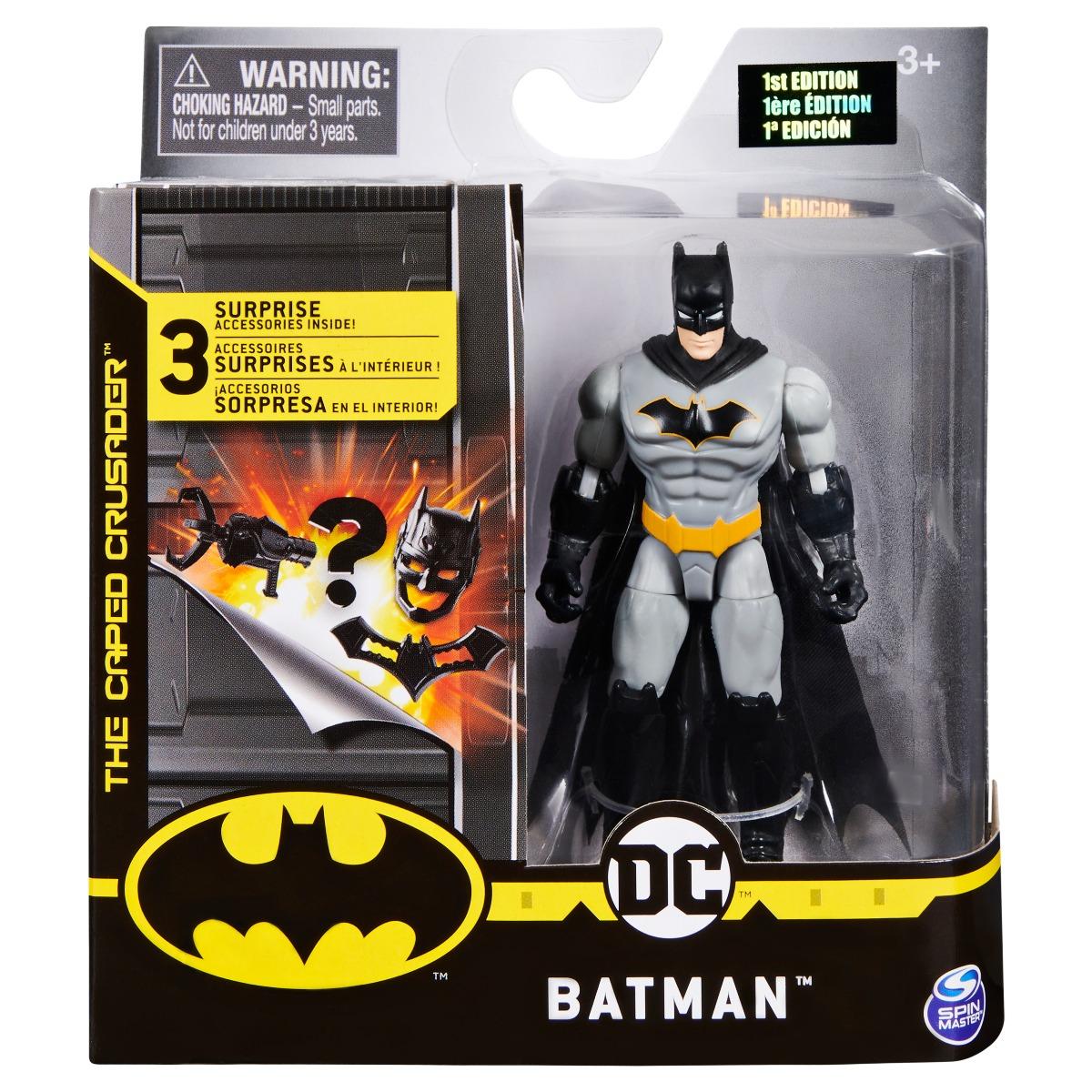 Set Figurina cu accesorii surpriza Batman 20125090