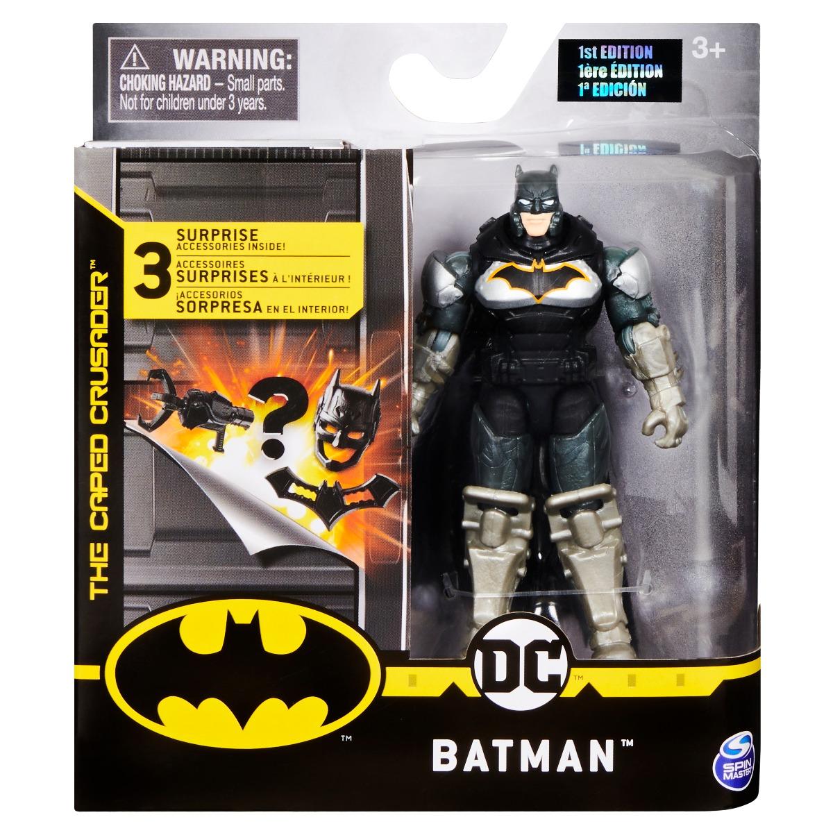 Set Figurina cu accesorii surpriza Batman 20125100