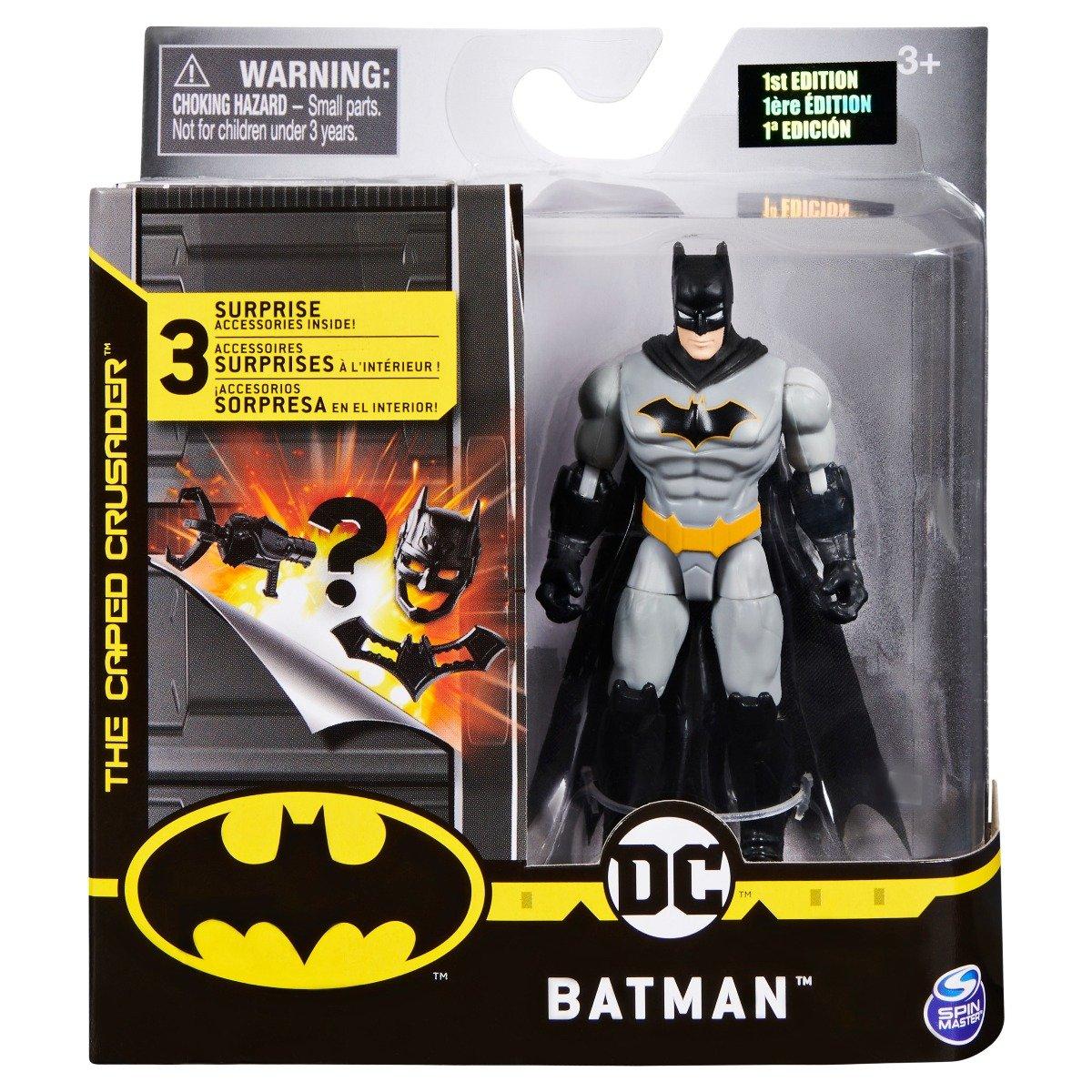 Set Figurina cu accesorii surpriza Batman 20125099