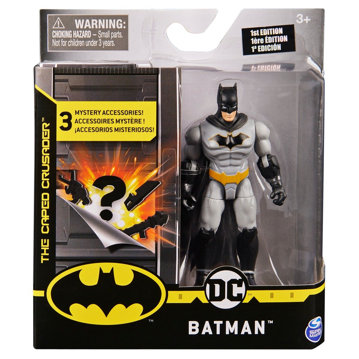 Set Figurina cu accesorii surpriza Batman 20125777