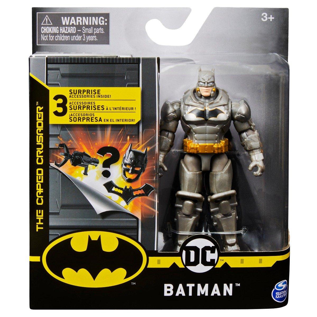Set Figurina cu accesorii surpriza Batman 20125787