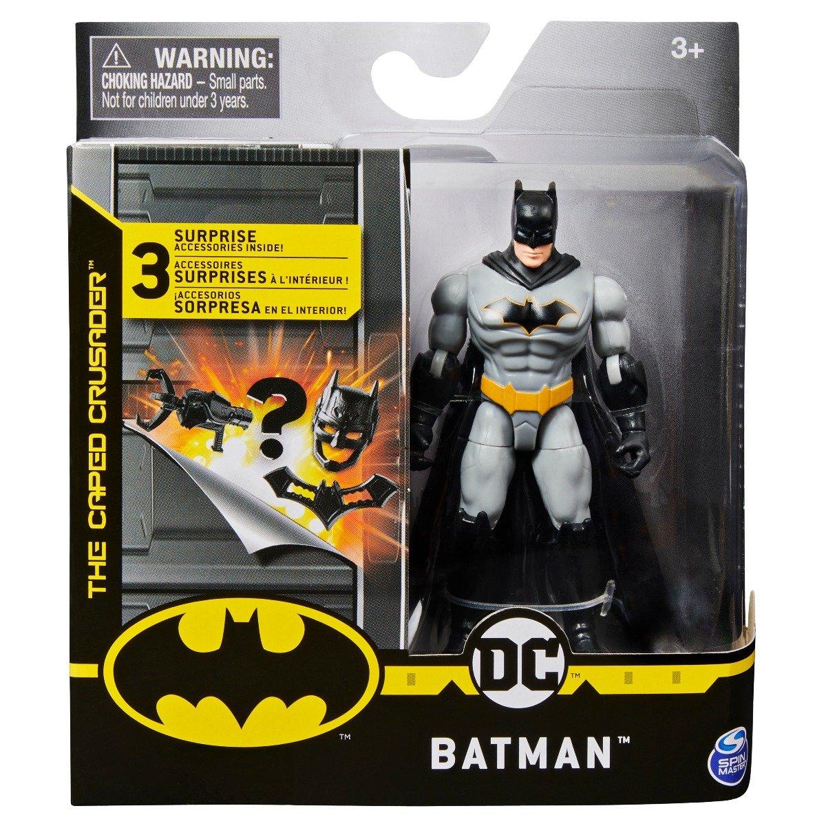 Set Figurina cu accesorii surpriza Batman S1 20125786