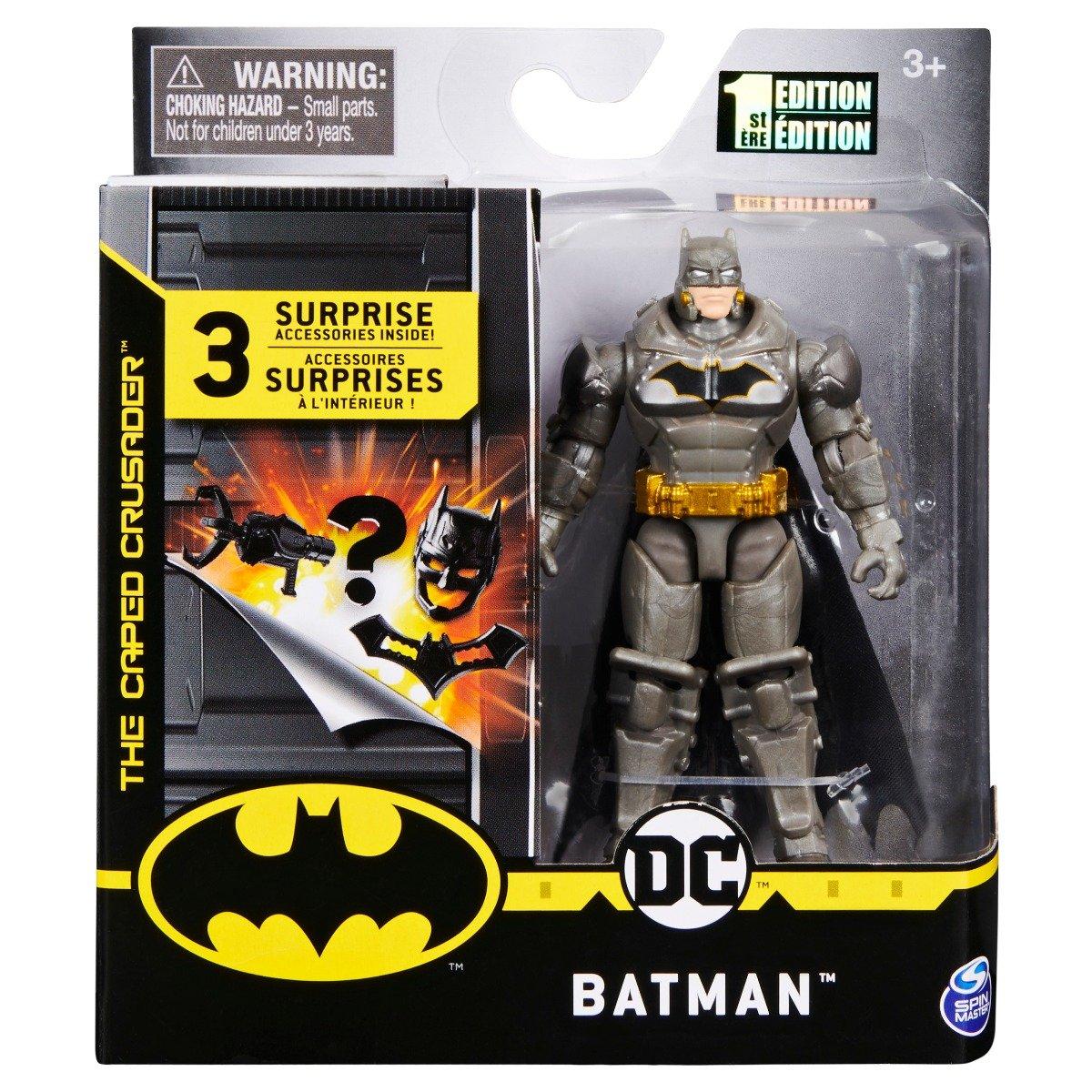 Set Figurina cu accesorii surpriza Batman S3 20125778
