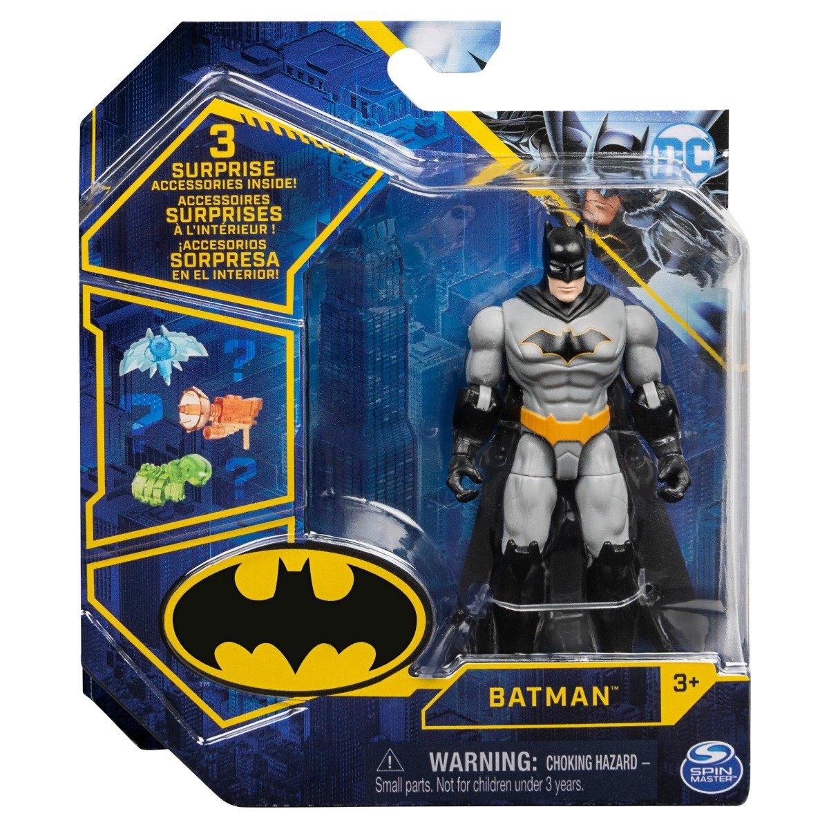 Set Figurina cu accesorii surpriza Batman 20129807