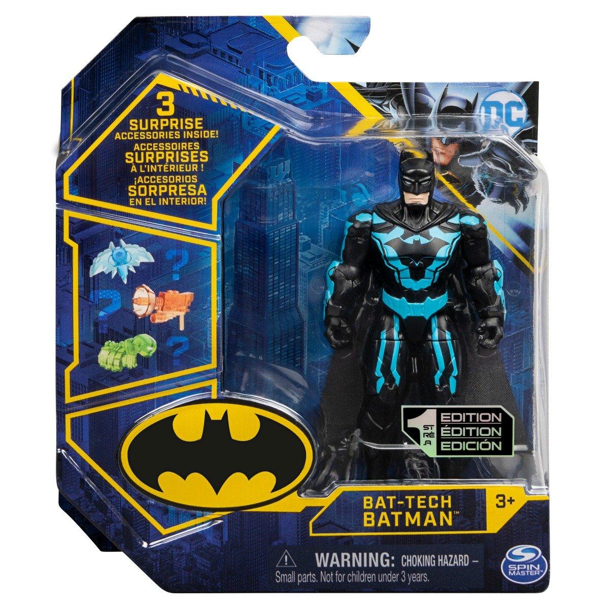 Set Figurina cu accesorii surpriza Batman 20129808