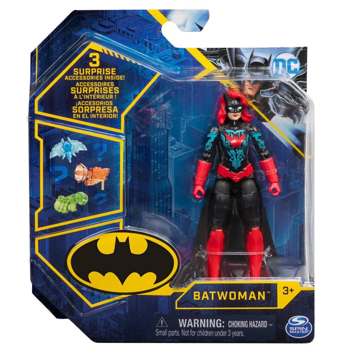 Set Figurina cu accesorii surpriza Batman, Batwoman 20129915