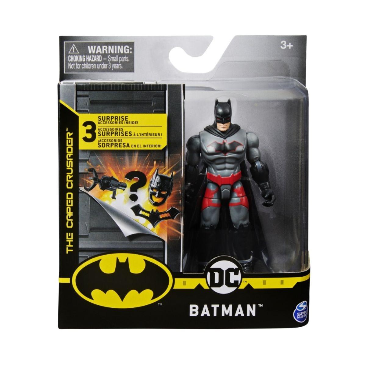 Set Figurina cu accesorii surpriza Batman, 20125779