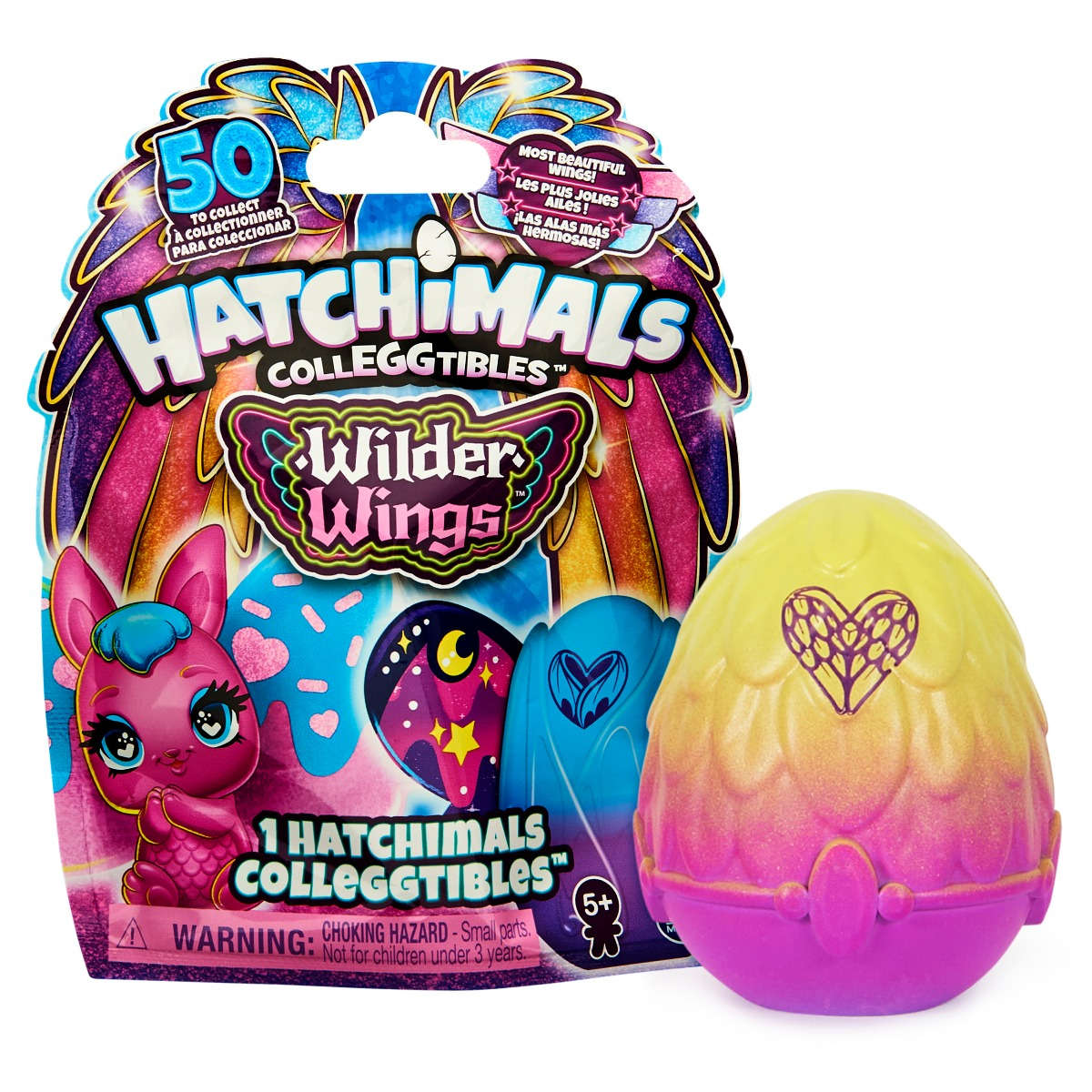 Figurina surpriza Hatchimals Wilder Wings