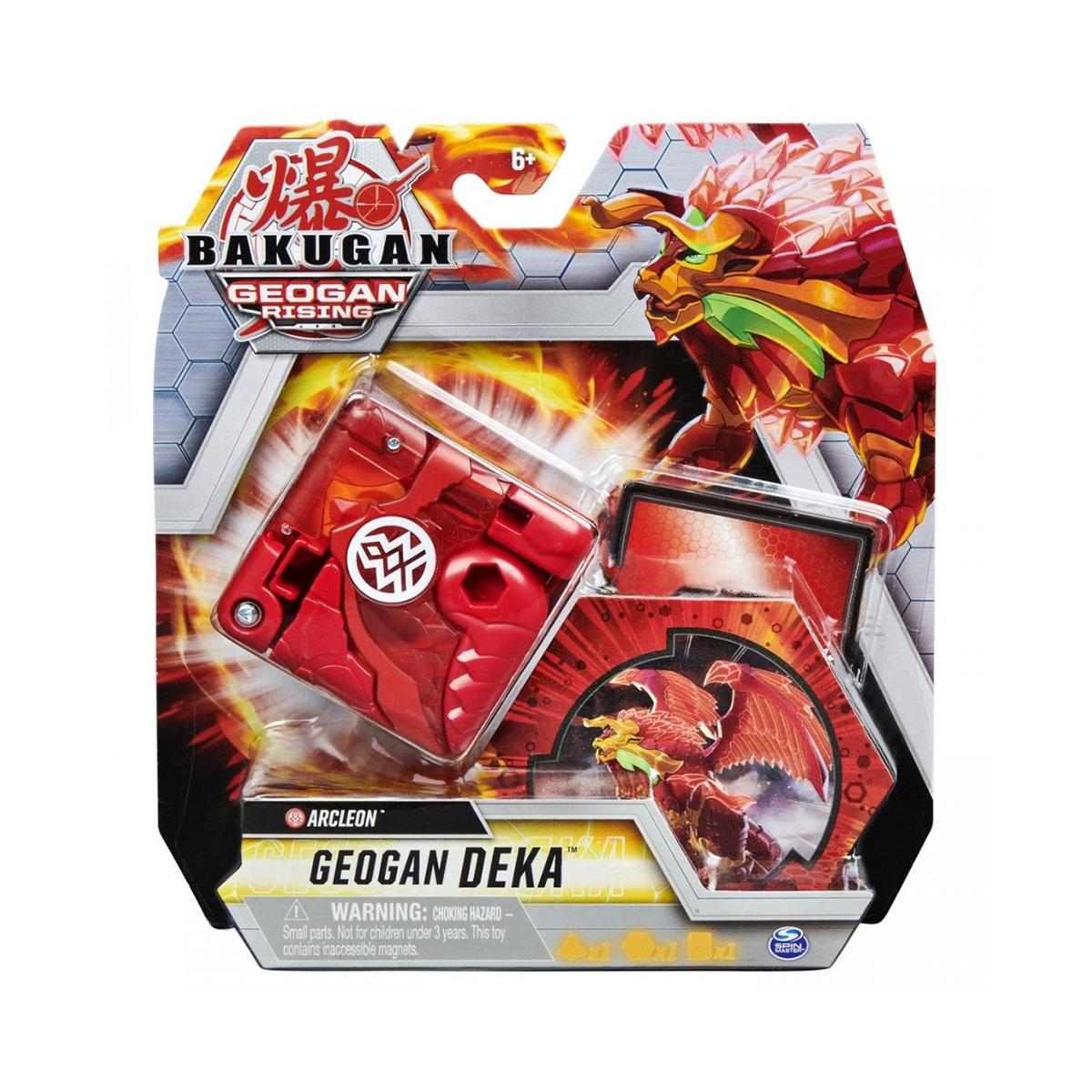 Figurina Bakugan, Geogan Deka, S3, 20129214