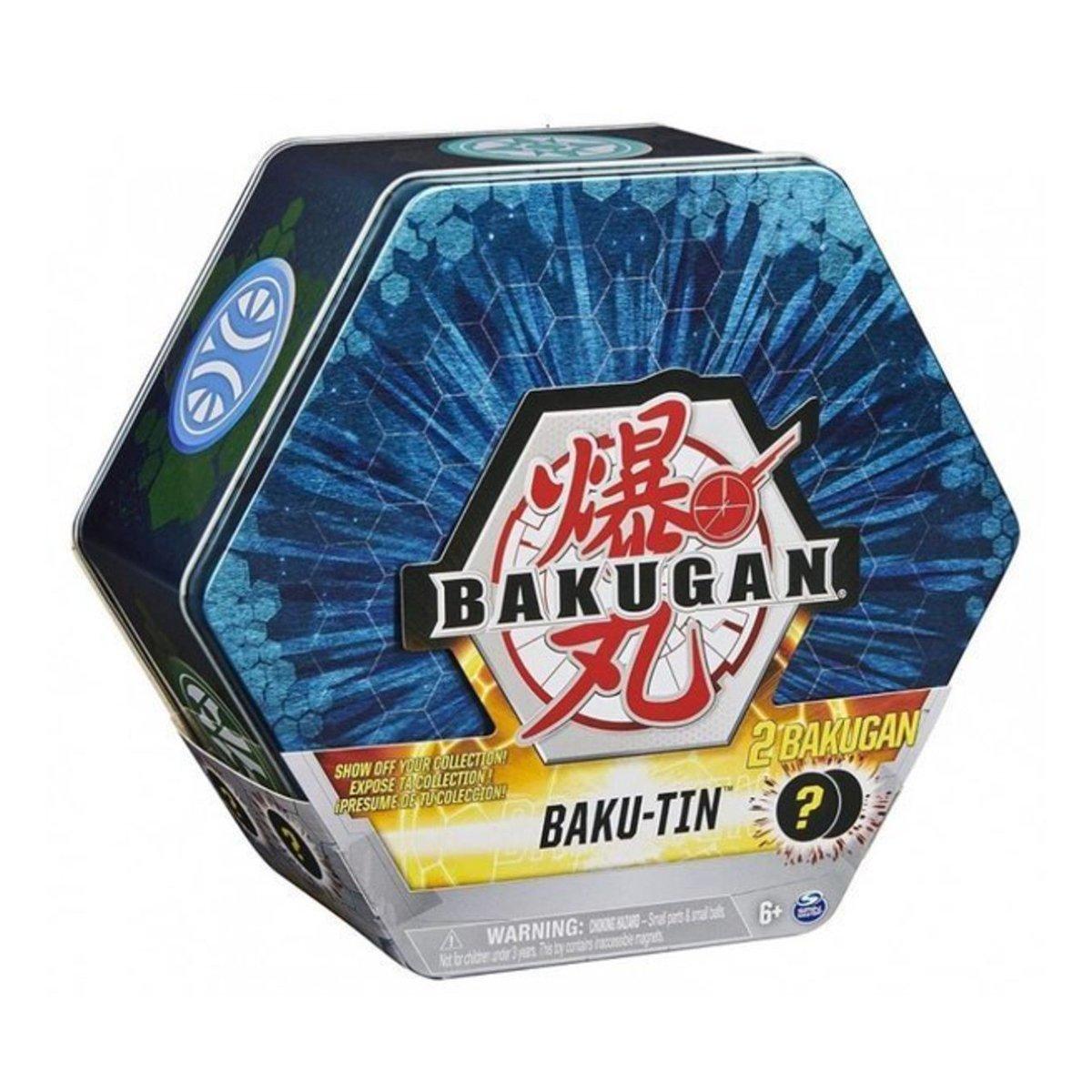 Set de joaca surpriza, Bakugan, Baku-tin, S3, 20129554