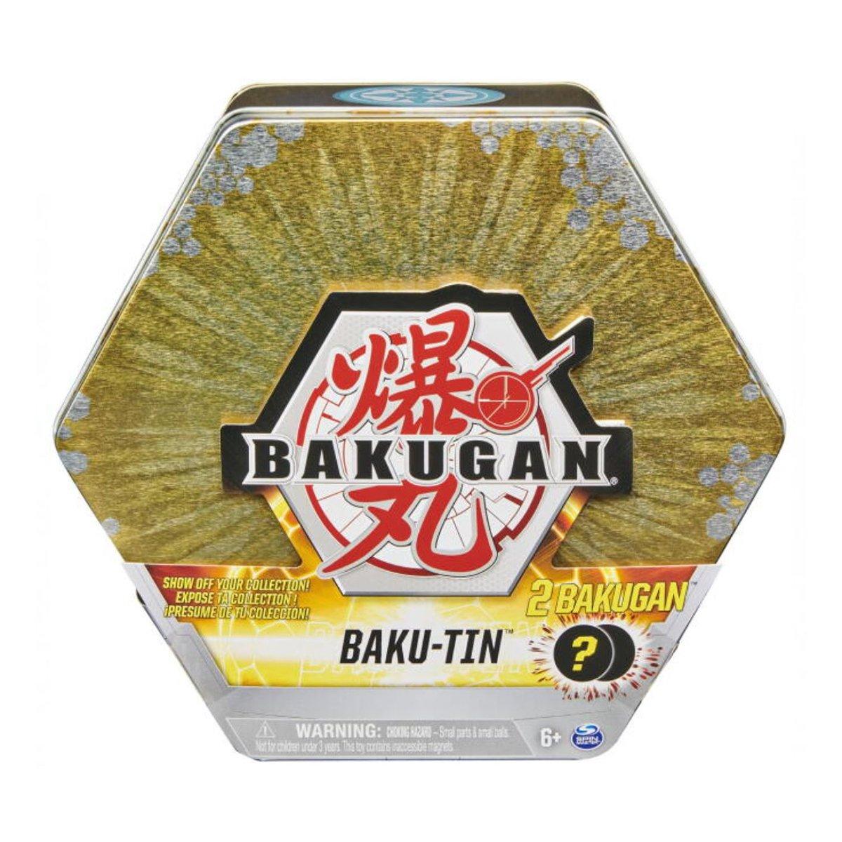 Set de joaca surpriza, Bakugan, Baku-tin, S3, 20129555