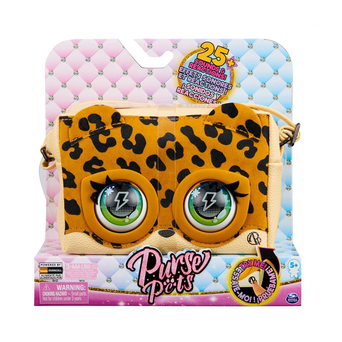 Poseta, Purse Pets, Leopard, 20131163