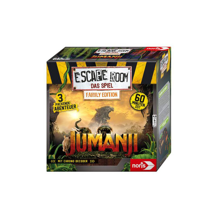 Joc de societate Escape Room Jumanji