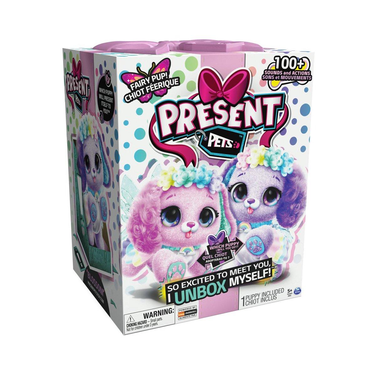 Pachet surpriza, Present Pets, Mini animalut de companie, Rainbowfairy