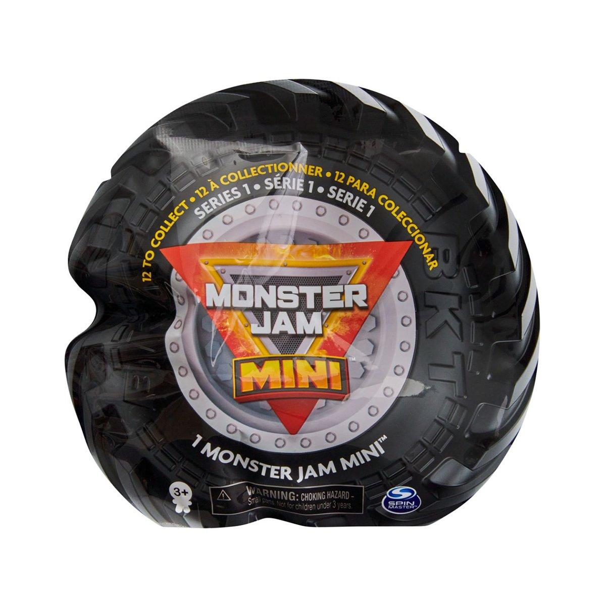 Pachet surpriza, Monster Jam, Mini Masina