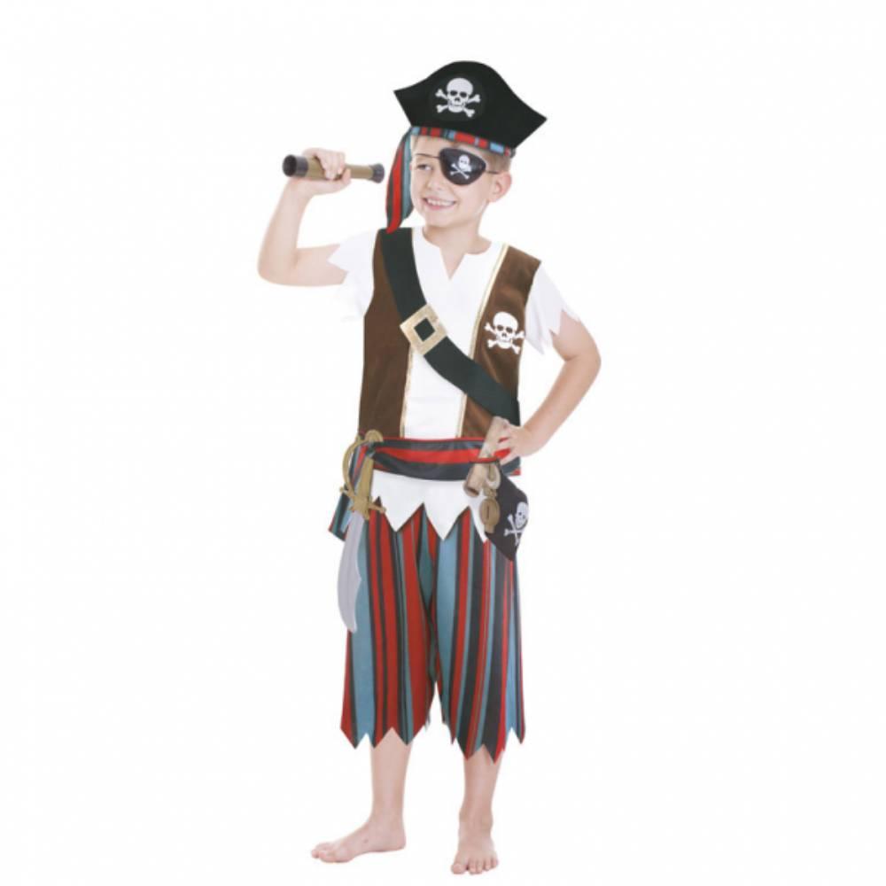 Costum de petrecere, Pirat